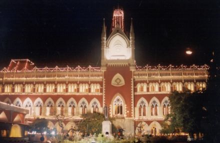 High Court - Its a picture of Kolkata high court,in India West bengal