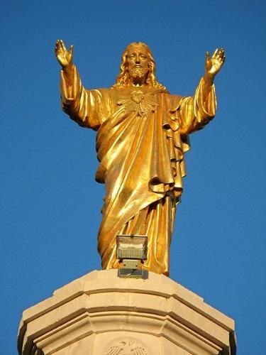 Jesusu statue - Jesus statue