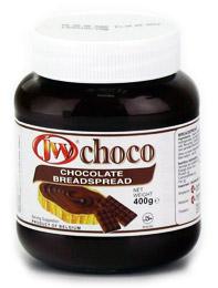 JW choco bread spread - JW Choco Chocolate Bread Spread