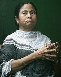 woman of change - mamta banerjee the person who brough in the change in west bengal/india