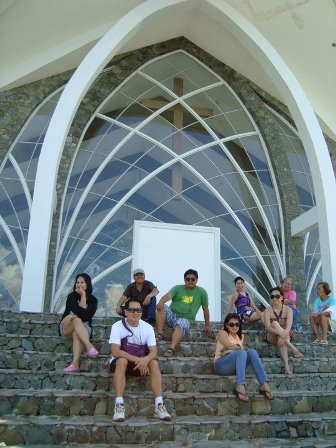 Picture of the Nonsectoral Chapel  - Guys, this is the chapel.