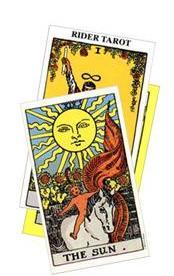 Tarot card - The magician tarot cards