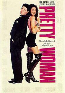 Pretty Woman - Julia Roberts first big flim! Great movie!
