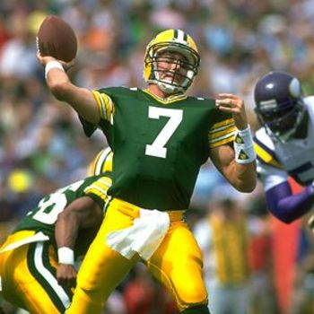 Don Majkowski - Better known as 'Majik' to Packers fans! If Majik had not gottan injured in 1992,Brett Favre would never had the longest starting streak for a QB in NFL history,for now!