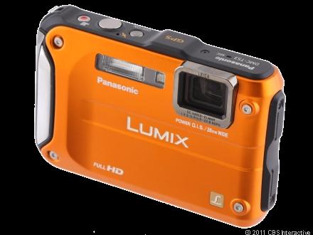Panasonic Lumix DMC TS3 - One of the most rugged point and shoot digital camera by Panasonic.
