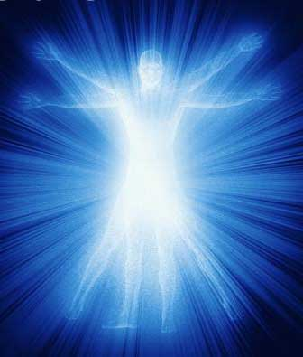 Your True Self - This is the real you the magnificant light being that you are.