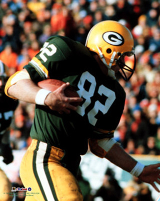Paul Coffman - One of the great Packers tight ends.