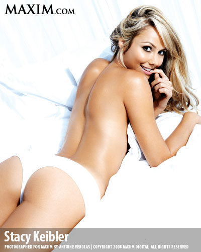 Stacy Keibler - Nice photo! I think it really cute!