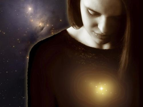 Listen.. - Listen to that space in your heart it really speaks and guides you in your incarnations.