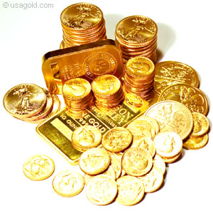 gold coins - online earning is like gold