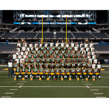 The Super Bowl Champions! - The offical photo of the Green Bay Packers the Super Bowl XLV Champs! Awesome!