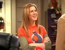 Rachel Green - On 'Friends' Jennifer Aniston character was Rachel Green.