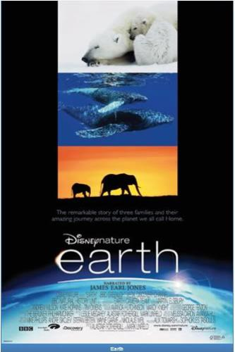 Disneynature Earth - The movie Earth by Disneynature