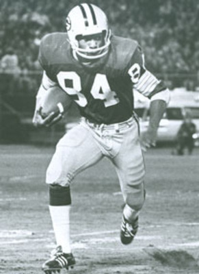 Steve Odom - Back in the day Steve Odom was the Green Bay Packers number one return man!