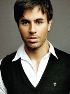 enrique - he is one of the most versatile singer in the world...........
