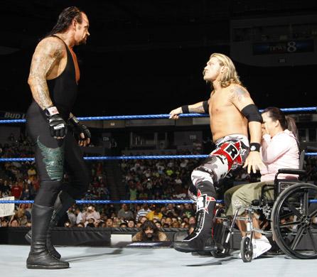 wrestling - the phenom