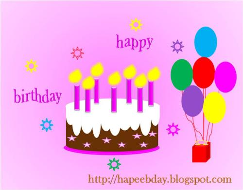 Birthday Greetings  - Birtday greetings Design, share and greet friends..