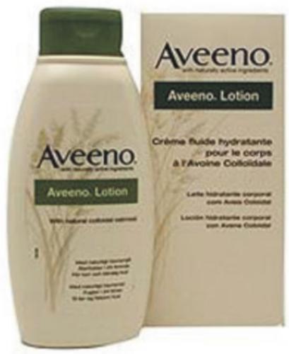 Aveeno Lotion - Skin lotion from Aveeno