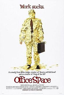 Office Space - Very funny movie!