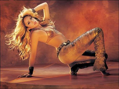 Shakira - This is Shakira.