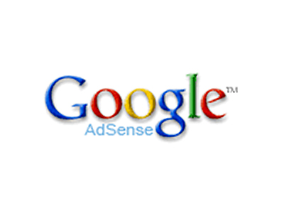 google adsense - its a pic. where two word is written one is google and another is adsense..its logo of google adsense
