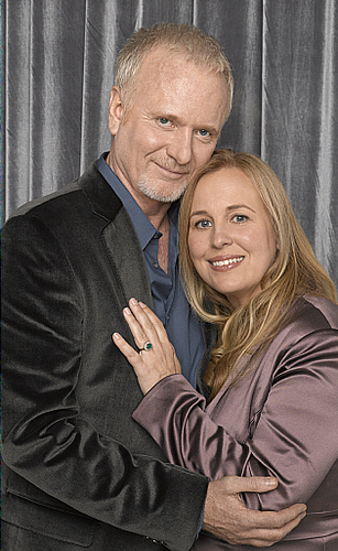 Luke and Laura - The most famous tv wedding ever! In 1981 on 'General Hospital' these two wed! A wedding and marriage no one will forget!