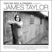 James Taylor's - You've got a friend - This is an album cover of James Taylor's song - You've got a friend.