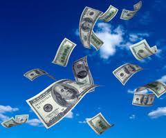 money  - money like rain ...