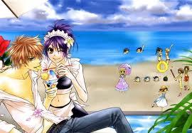 kaichou wa maid sama - anime or manga