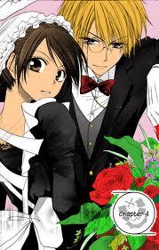 kaichou wa maid sama anime - anime or manga