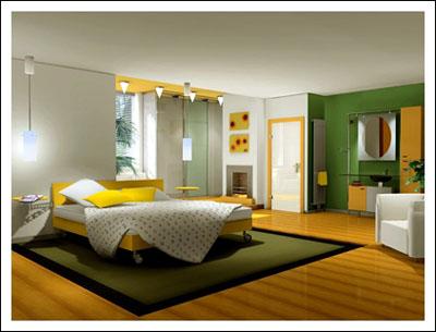 bedroom - bedroom 6