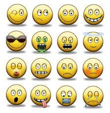 Ngiti dyan - smileys
