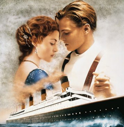 Titanic - One of the all time great romantic movie.