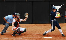 Softball - College softball. It is an all women sport.