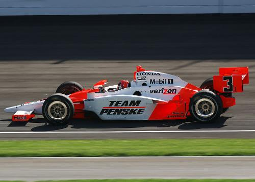 Indy Car - This is the indy car Helio Castroneves drives for Team Penseke.