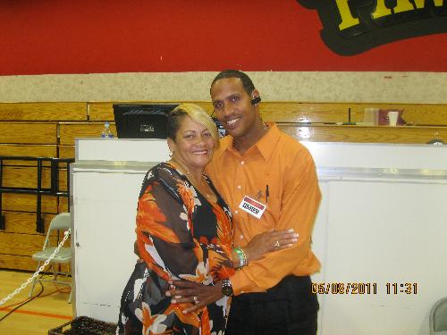 timothy&brenda kowalski - brenda and timothy at life church for our membership cerem0ny april 2011