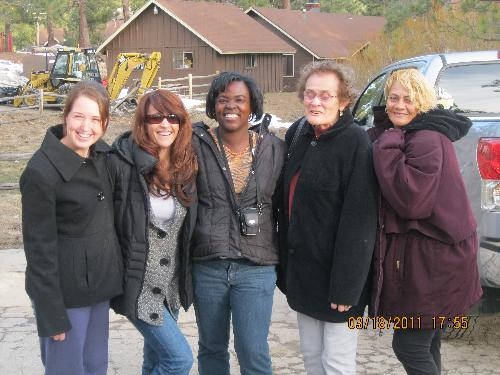 women of life church - the adult encounter at camp whittle 2011