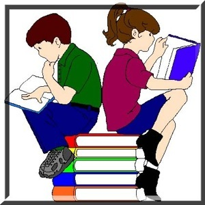 kids - reading books