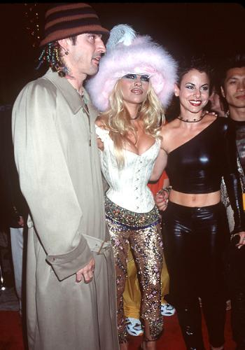 rotfl! - I am after I saw this hat Pamela Anderson had on in 1999 when she was with Tommy Lee!