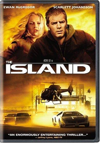 The Island - a thriller movie.