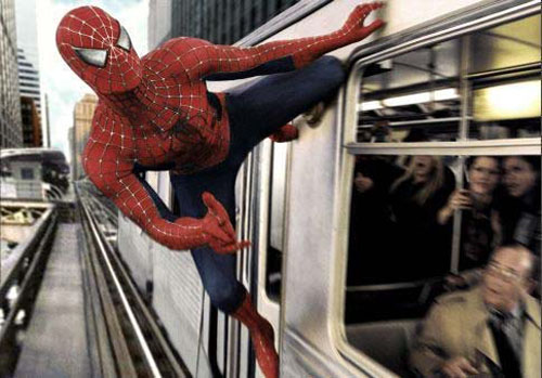 Spiderman-2 - A very action and thriller movie.