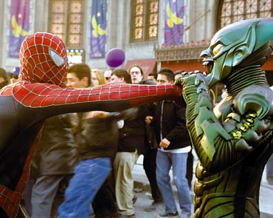 Spiderman - A great movie.