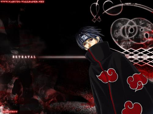 Uchiha Itachi - He is my all-time favorite anime character. Maybe I should do a cosplay of him sometime. :P