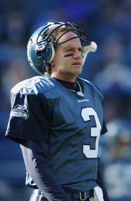 Jeff George - He wore out his welcome in most of cities he played in! Atlanta especially!