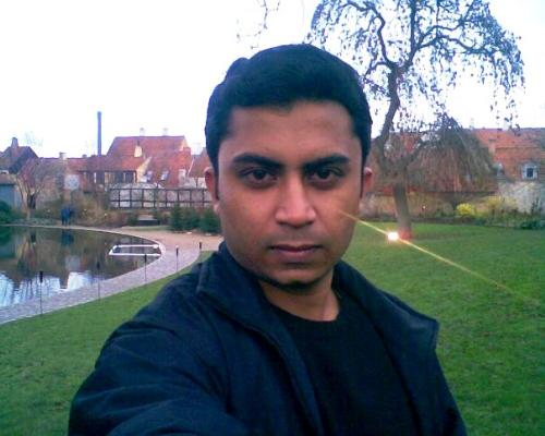 Tanvir - This photo shooted at one of my training period in Denmark