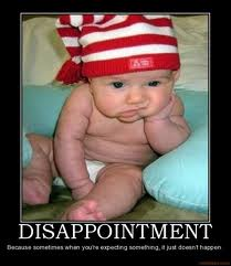 disappointed - http://womenonthefence.com/tag/disappointed/