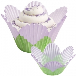 Cupcake flower cups - I love these things and can't wait for the next birthday in the family in order to use them. (My oldest son turns 30 on June 29th so I'll use them then.)