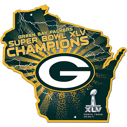 Wisconsin - We are proud of our Super Bowl XLV Champions!