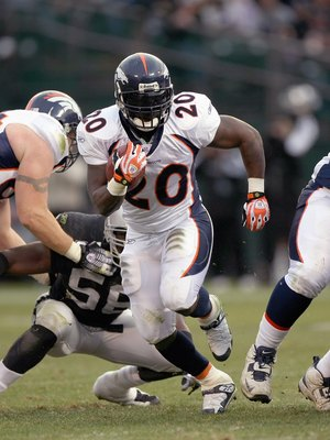 Talk about a loser! - Travis Henry,fromer Denver Bronco running back. He has fathered 11 kids with 10 woman! Apparently he doesn't know what a condon is and now has to pay like $170,00.00 in child support a year! Loser!