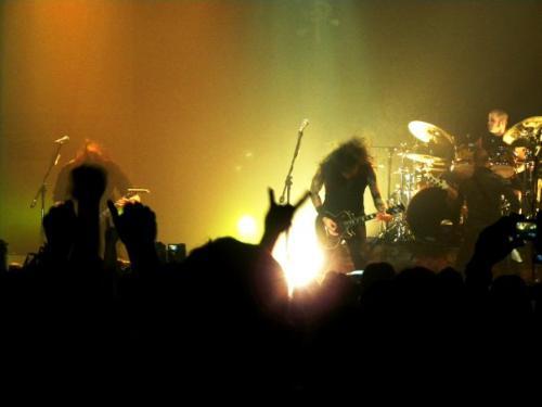 Rock concert - A rock concert in L.A.
